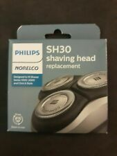 New Philips Norelco SH30 Shaving Heads Replacements for Series 1000-3000