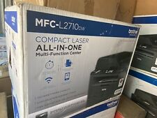 Brother MFC-L2710DW Compact Laser All in One Print/Scan/ Copy/Fax Wireless