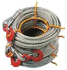 Tractel 7121090100k Winch Cable,Alloy Stl,5/16 In. x 100 ft.