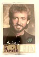 Brand New Cossete Tape Best Of Keith Whitley with Sound Value