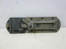 Antique Cast Iron House Shutter Latch #4