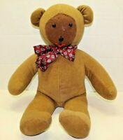 Vintage 1979 North American Bear Co. Barbera Isenberg Designed Plush Stuffed