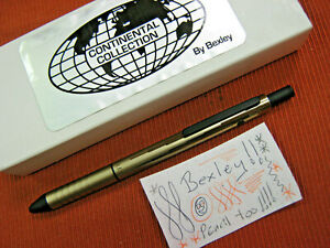 Mint n.o.s. BEXLEY Multi Pen & Mechanical Pencil all in one New Old Stock in BOX