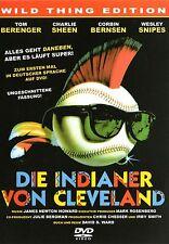 Major League , DVD Region2 (UK & Europe) , uncut , new , Indianer von Cleveland