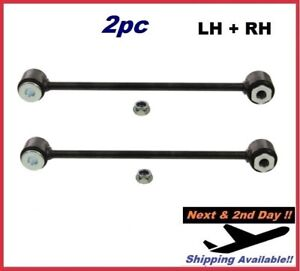 For MERCEDES BENZ CLS500 E300 Sway Stabilizer Bar Link SET Rear KIT MOOG K80494