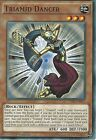 YU-GI-OH CARD: TRIAMID DANCER - TDIL-EN027 - 1st EDITION