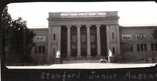 VINTAGE PHOTOGRAPH 1929 LELAND STANFORD JUNIOR MUSEUM CALIFORNIA OLD CAR PHOTO