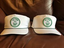 New listing NEW Arnies Army Rope Golf Snapback Adjustable Hat White
