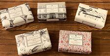 Lot Of 5 New Beekman 1802 Goat Milk Soap Bars 3.5oz Ea Vanilla Honey Grapefruit