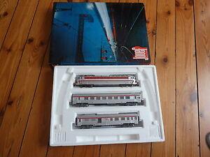 LOCOMOTIVE   CC 4010 Boite    Jouef -  7606E  -   Trans-Europe-Express-