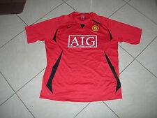 Splendida maglia da calcio del MANCHESTER UNITED !!!
