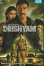 Drishyam - DVD Bollywood Hindi Movie Original ,Brand New