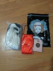 Cruella DeVille Wig Women Black/White Short Curly Hair Synthetic Wigs w/ Gloves