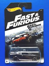 2016 Hot Wheels FAST AND FURIOUS 2008 DODGE CHALLENGER SRT8 - mint on card!