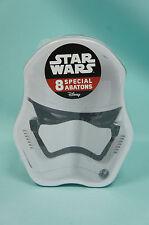 Disney Star Wars Abatons Collector Tin Box  inkl. 8 Special Figuren  OVP Panini