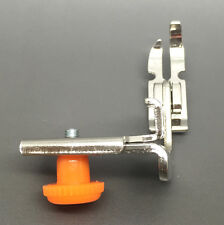 ADJUSTABLE ZIPPER /CORDING/PIPING FOOT LOW SHANK FITS MOST SEWING MACHINES FEET
