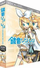 VOCALOID2 KAGAMINE RIN / LEN ACT2 DVD Windows PC Vocal Software Japan Import F/S
