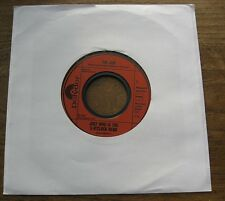 """VG+  THE JAM - Just who is the 5 o'clock hero / The great depression  7"""" single"""