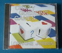 Lorraine Jordan Crazy Guessing Games  - NEW SEALED CD Rare UK Import Body & Soul