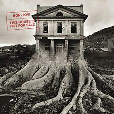 Bon Jovi This House Is Not for CD 2016 602557072211