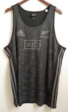 Adidas All Blacks territory singlet tank top XL