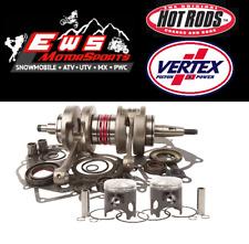 YAMAHA BANSHEE 350 HOT RODS ENGINE REBUILD CRANKSHAFT, PISTONS, GASKETS 87-04