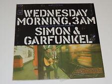 SIMON & GARFUNKEL wednesday morning 3 am Lp RECORD REISSUE SIMON AND GARFUNKEL