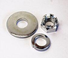 Kawasaki Mule Brake Drum NEW Attachment Kit w/ 18MM Castle Nut & 2 washers