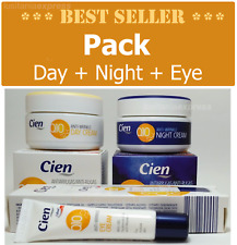 CIEN Q10 ANTI-WRINKLE DAY & NIGHT FACE AND EYE CONTOUR CREAM     BARGAIN!!!