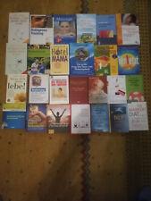 Buchpaket: ca. 51 Stück: Esoterik, Gesundheit, Psychologie, usw. s.h. Bilder