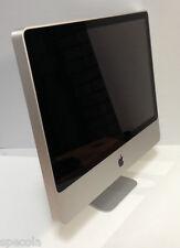 "Apple iMac 24"" 8.1 C2D 2.8 GHz 750GB 4GB RAM HD2600  OSX 10.10 Wi-Fi Warranty /D"