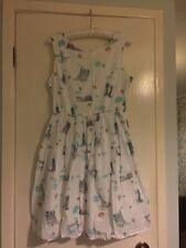 Oliver Bonas City Print Dress 10