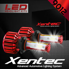 XENTEC LED HID Headlight Conversion kit 9012 6000K for 2013-2016 Cadillac ATS
