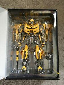 Transformers Mpm03 WEIJIANG Model Wizard Battle Hornet Oversized 28cm Bumblebee