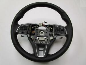 OEM 2017-2018 Genesis G80 Steering Wheel W/ Buttons Paddles 56110B1AQ0RSS