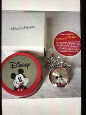 Mickey mouse pocket watch. New in tin.