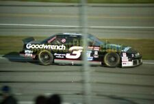 Dale Earnhardt #3 GM Goodwrench - 1994 NASCAR Brickyard 400 - Vtg Race Negative
