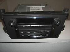 2007-2009 GM CADILLAC DTS SRX AM/FM 1 CD PLAYER SAT MP3 AUX IPOD RADIO 15877516
