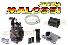 Kit carburation MALOSSI DELLOTO PHBG carburateur Ø 21 mm DERBI GPR APRILIA RS