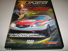 SPEED Channel CHANGE MY RIDE NOW! DVD-TUNER TRANSFORMATION-ZX5-BMW-GT-PASEO-NEW