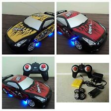 Nissan Skyline Style Remote Control Car Rechargeable Drift RC Car 4WD  1/24
