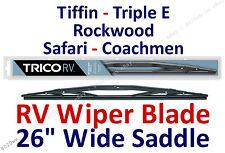 "Wiper Blade Tiffin Motorhomes Triple E Rockwood Safari Coachmen RV 26"" 67261"