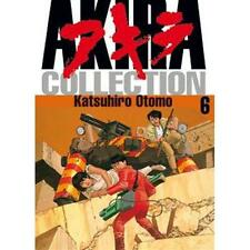 AKIRA COLLECTION 6 - RISTAMPA - PLANET MANGA - PANINI - NUOVO