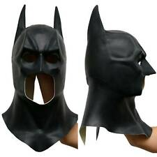 Halloween Masks Batman Dark Knight Full Mask Fancy Dress Party Cosplay Costumes