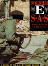 Soldier E: SAS - Sniper Fire in Belfast By  Shaun Clarke