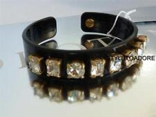 Resin Crystal Cuff Fashion Bracelets