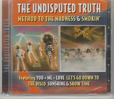 Method to the Madness/Smokin' The Undisputed Truth (CD, Nov-2015 2 Cd's Sealed