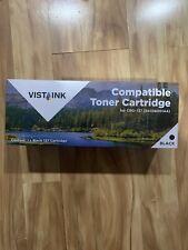 Vista Ink Compatible Canon Cartridge 137 CRG-137 High Yield Toner Powder Cartrid