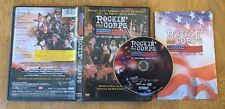 Rockin the Corps An American Thank You DVD 2005 Kiss Godsmack Ted Nugent - $3 SH