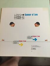 """Lonyo Comme Ci Comme Ca - Summer Of Love, RIVH-123, 12"""" Vinyl"""